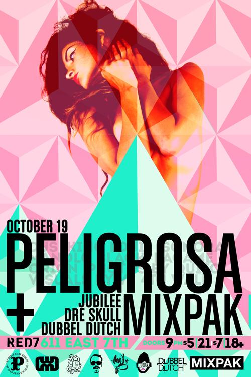 Peligrosa and Mixpak