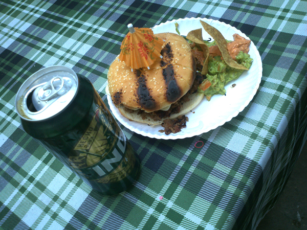 Day Off Burger