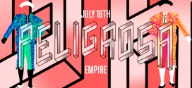 7/18 Peligrosa @ Empire with El Dusty, Sonora and the Crew