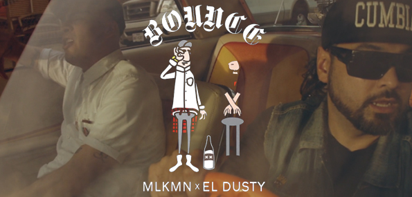 "Video: ""Bounce"" – MLKMN ft. EL Dusty Now on Vevo"