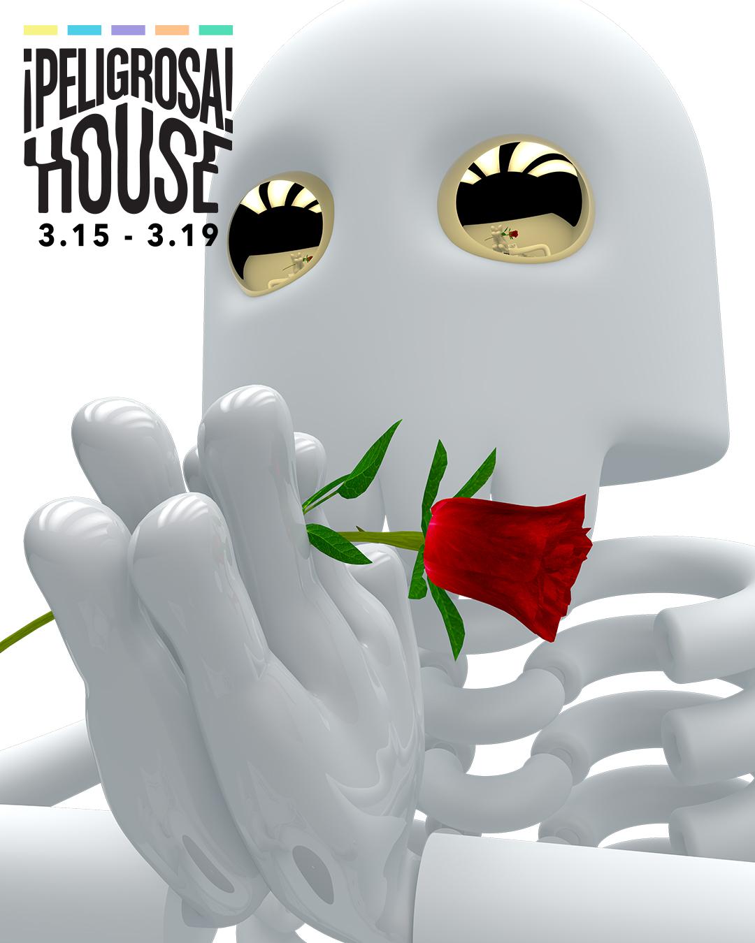 Peligrosa House 2 Saturday